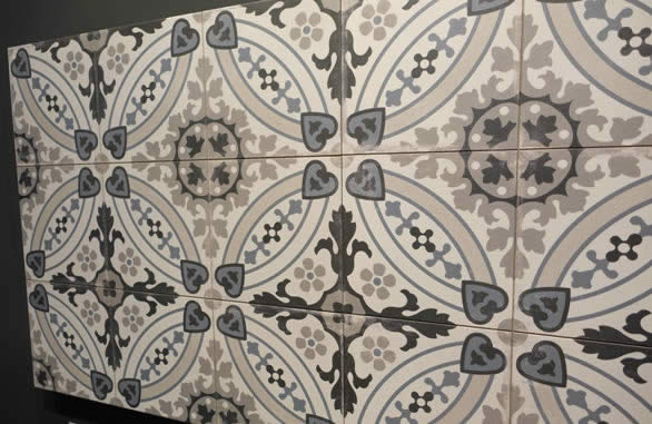 Sydney Tiles Moroccan Artisan Encaustic Reproduction