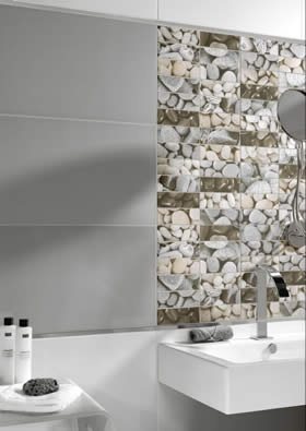 Stone Feature Bathroom Tile Sydney Images Frompo