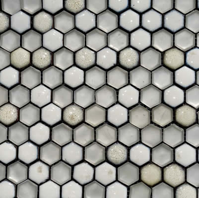 hexagon mosaic tiles Sydney