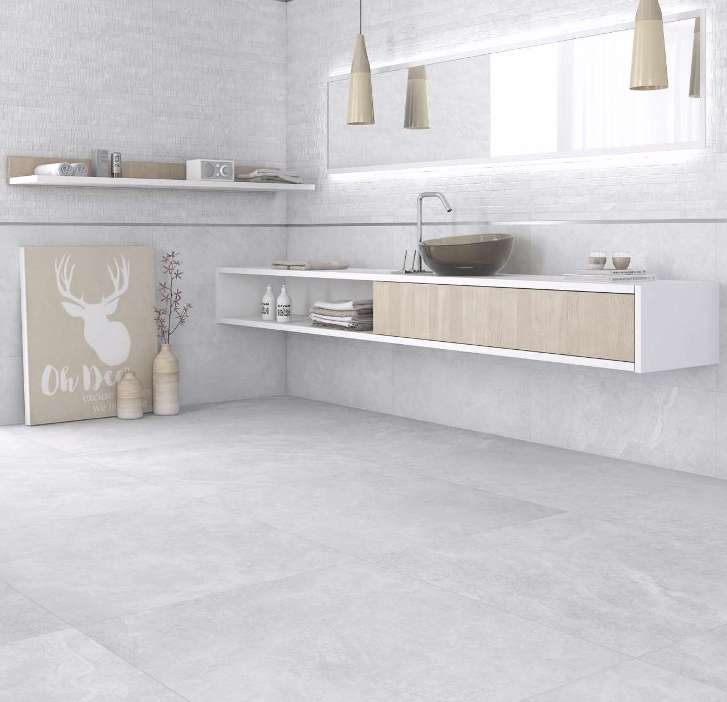 What Size Tiles For Bathroom Floor Gallery Modern Flooring Pattern - Demetra ceramic tile