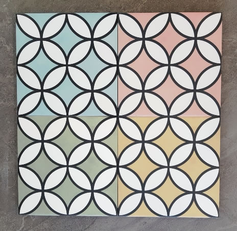 Encaustic Look Tiles Australia