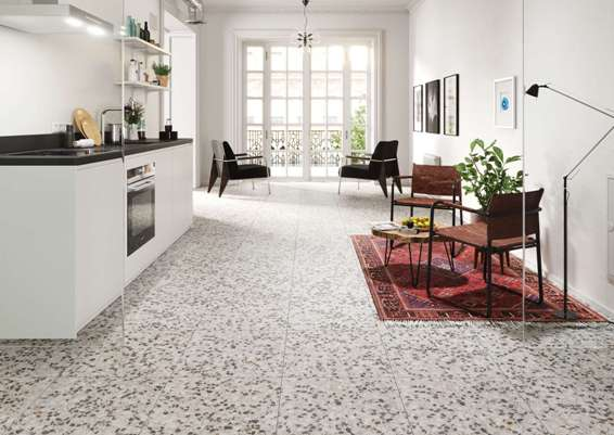 Terrazzo Tile Floors Image collections - modern flooring pattern texture