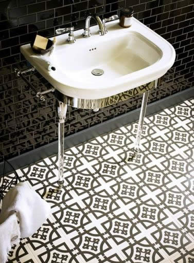 classic bathroom tiles Sydney
