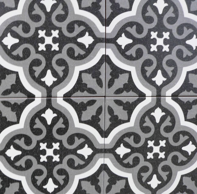 Encaustic Tiles Sydney Replica Cement Floor Wall Tiles Sydney Showroom - Faux encaustic tile