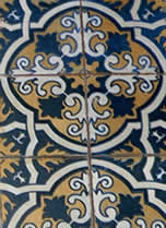 encaustic patterned floor rustic decorative tiles sydney