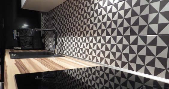 kitchen splash back tiles Sydney