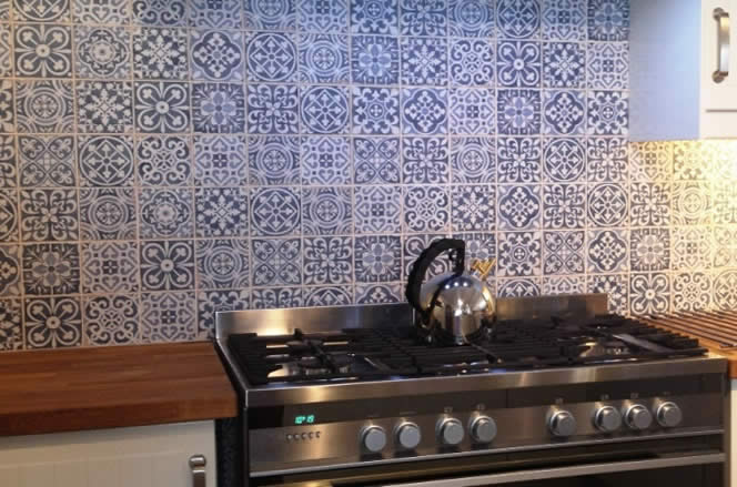 Sydney Tiles Moroccan Artisan Encuastic Vintage Reproduction