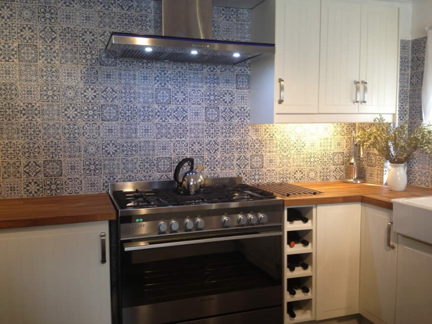 Glass Kitchen Tiles Sydney