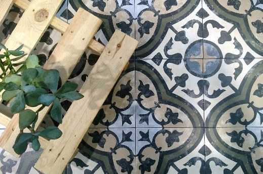 Sydney Moroccan Vintage Tiles Encaustic Pattern Tiles Subway Tile