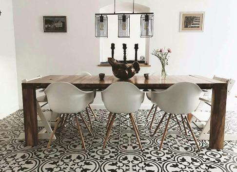 classic design tiles Sydney kitchen