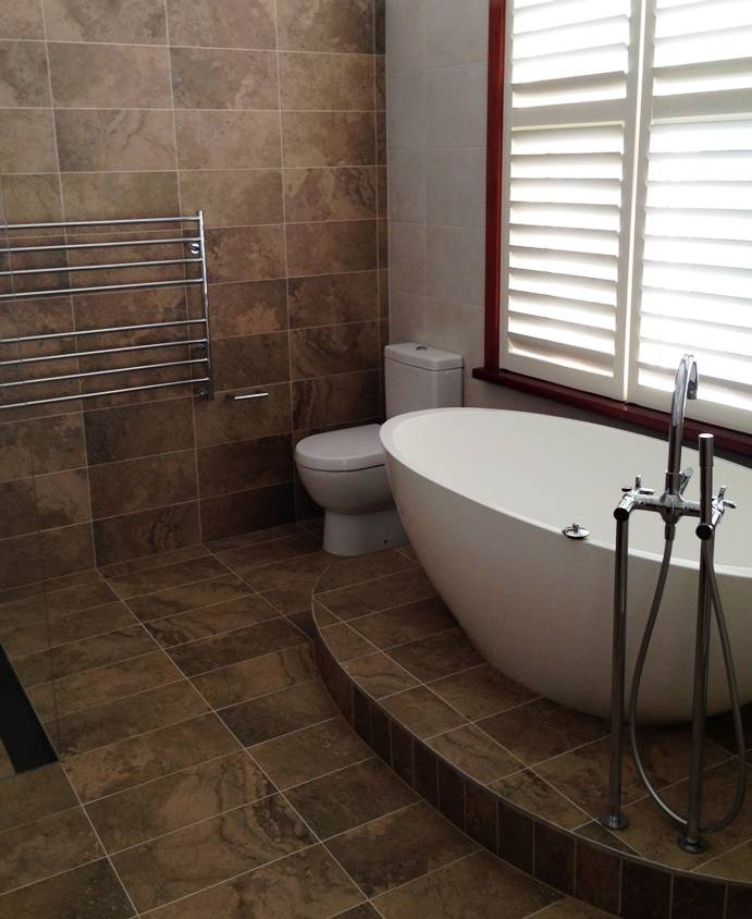 Sydney Travertine Porcelain Floor Tiles Stone look tile Kalafrana ...