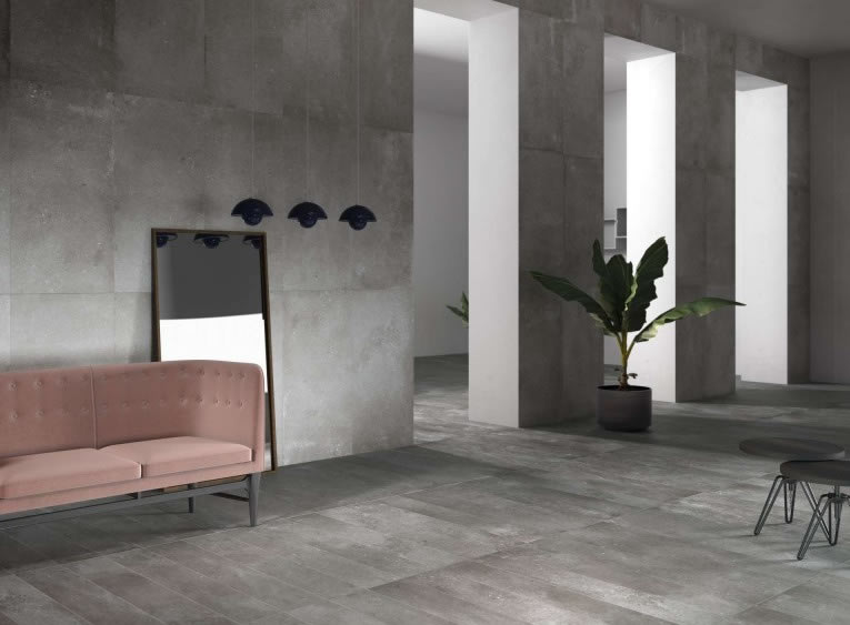 Concrete Look Tiles Sydney Large Size Porcelain Floor