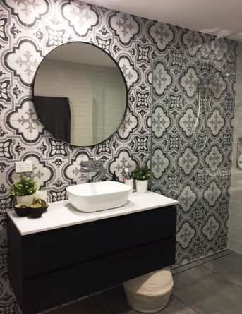 bathroom tiles artisan Sydney