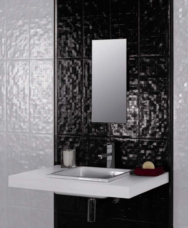 Feature Tiles Sydney Bathroom Tiles Pressed Metal Look