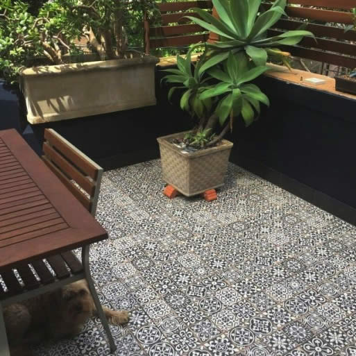 Sydney Vintage Tiles Moroccan Floor Tiles Sydney Spanish