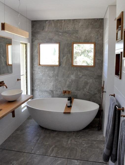 Bathroom Tiles Sydney Feature Wall Tiles Subway Concrete ...