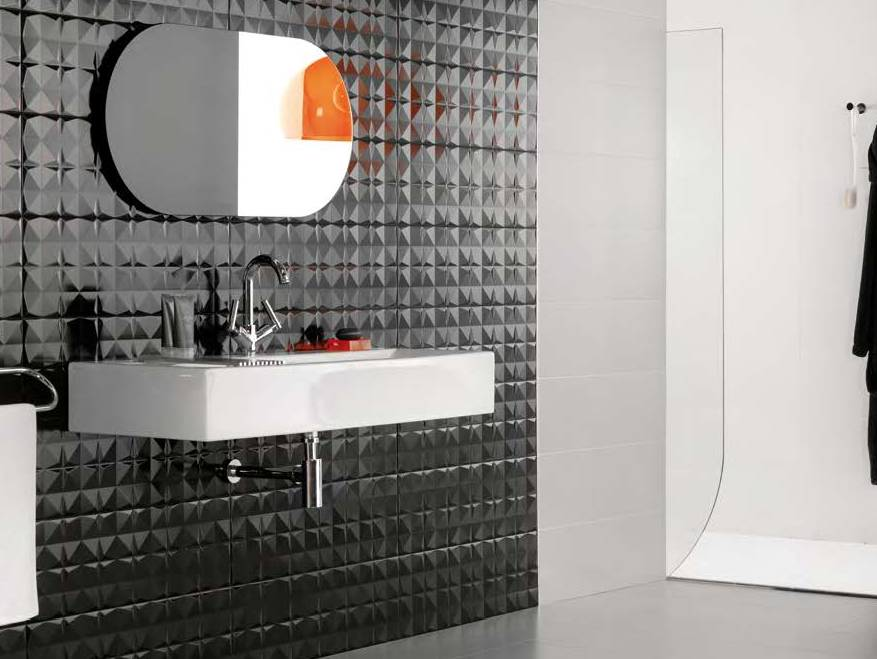 Bathroom tiles sydney european bathroom wall tile floor tiles for Carrelage mural blanc salle de bain
