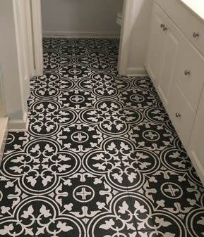 Black And White Tiles Sydney Australia Kitchen Bathroom