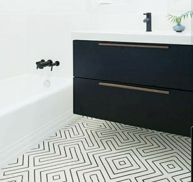 modern bathroom tiles Sydney