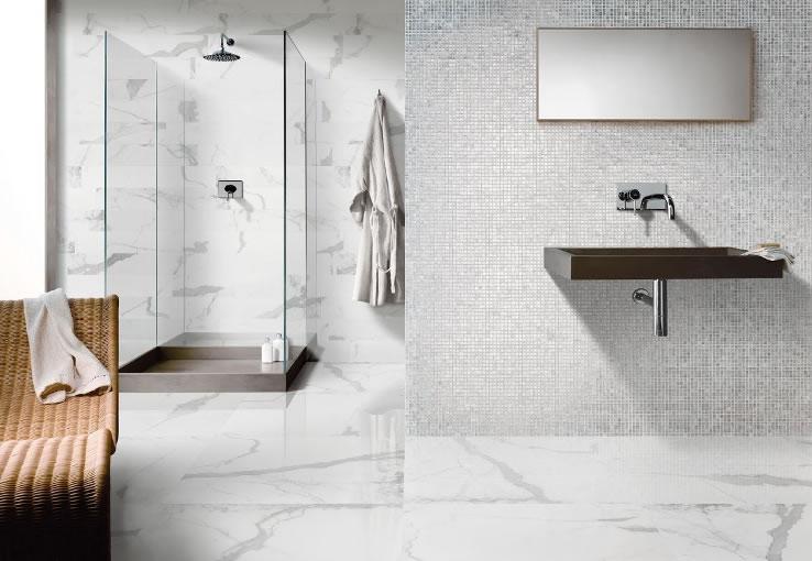 Carrara Bathroom Tiles Sydney European Porcelain Wall